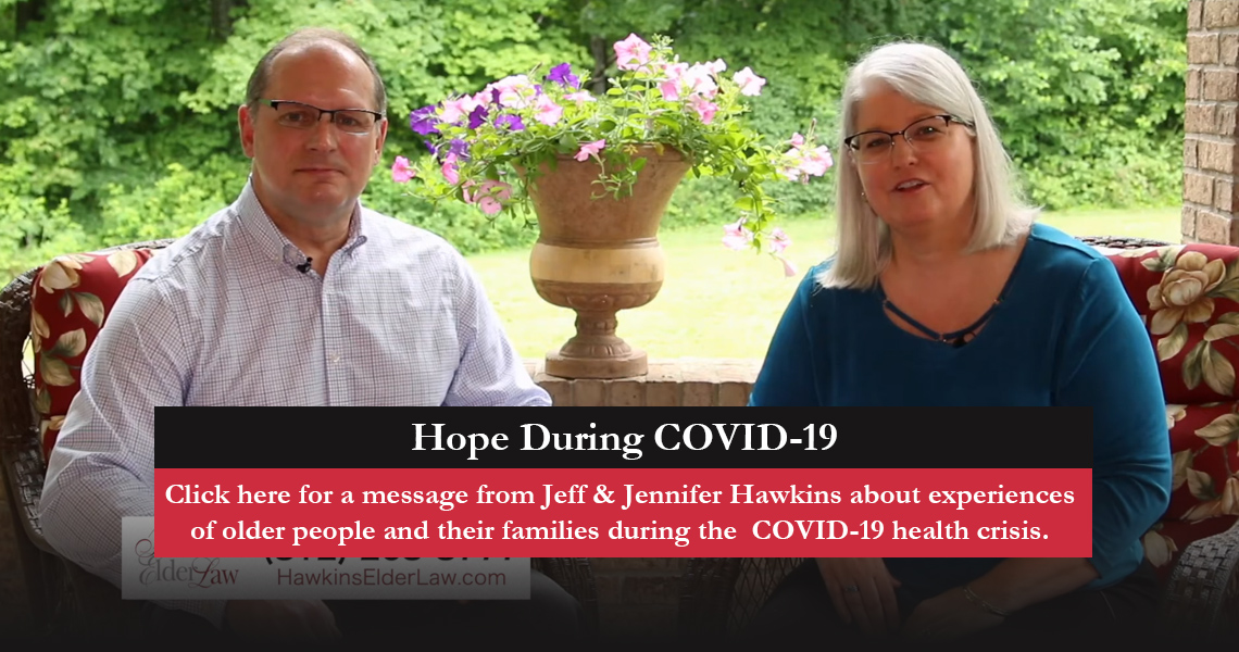 Estate Planning in the COVID-19 Crisis