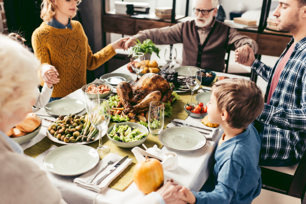 How families can share holiday joy safely during the pandemic.